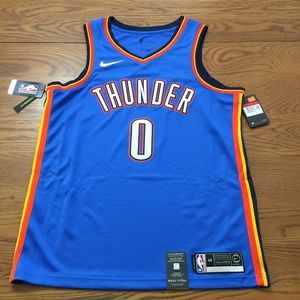 Oklahoma City Thunder Russel Westbrook Swingman
